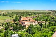 Монастырь Santa Maria del Parral Стоковое Фото