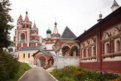 Монастырь Savvino-Storozhevsky. Zvenigorod.Russia Стоковые Фото