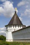 Монастырь Serpukhov Vysotsky Стоковые Фото