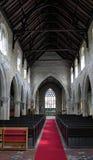 Монастырь Snaith - внутренность - восточный ехать Йоркшир Стоковое Изображение RF