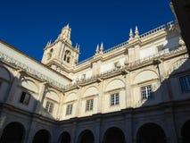 Монастырь St Винсента вне стен, Лиссабона, Португалии Стоковые Фотографии RF