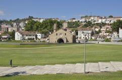 Монастырь St Клары старая Стоковая Фотография