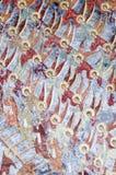 Монастырь Sucevita Стоковое Изображение RF