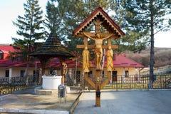 Монастырь Suruceni Стоковые Изображения RF