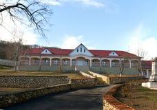 Монастырь Suruceni стоковое фото rf