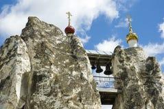 Монастырь Svyato-Spassky Стоковые Фото
