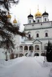 Монастырь Volotsky стоковая фотография