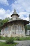 Монастырь Voronet - Румыния - Bucovina Стоковое Изображение RF