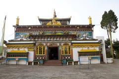 Монастырь Yiga Choeling, Darjeeling, Индия Стоковые Изображения RF