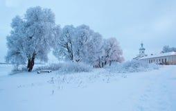 Монастырь Yuriev Стоковое фото RF