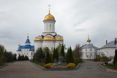 Монастырь Zilantov предположения, Казань Стоковое Изображение RF