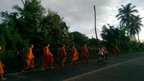 монахи Стоковые Фотографии RF