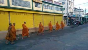 монахи Стоковые Изображения