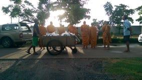 монахи Стоковое Изображение RF