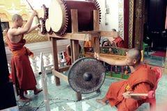 монахи Стоковая Фотография RF