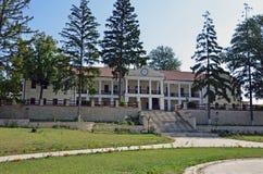 Монах дома Capriana стоковое фото rf