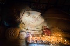 Монах Мьянмы Стоковые Фото