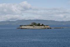 монах Норвегия s trondheim острова Стоковая Фотография RF