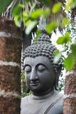 монах сада Стоковые Изображения RF