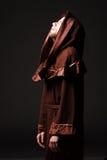 Монах тайны моля дальше вставать Стоковая Фотография RF