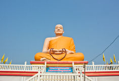 монах тайский Стоковые Изображения