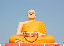 монах тайский Стоковое Фото