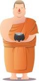 Монах Стоковые Изображения