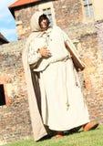 монах стоковое изображение