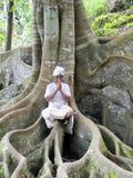 монах balinese Стоковые Изображения