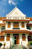 Монах Hall в Wat Arun Стоковая Фотография