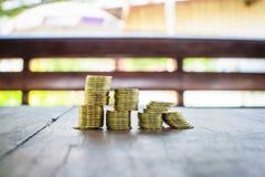Монетка денег стоковые изображения