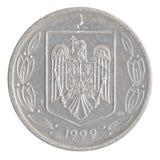 Монетка 500 румынская леев Стоковые Фотографии RF