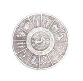 монетка старая Стоковые Изображения