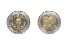 Монетка Таиланда Стоковые Изображения RF