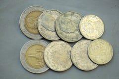 Монетка Таиланд Стоковые Фото
