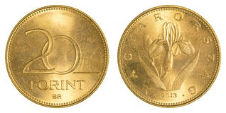 Монетка форинта 20 венгров