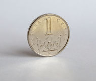 монетка чех