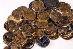 монетка Стоковое Изображение