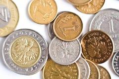 монетка Стоковое Изображение RF