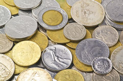 монетка стоковые изображения rf