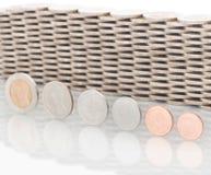 Монетки, валюта Стоковые Изображения