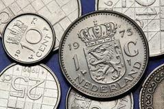 Монетки Нидерландов