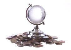 монетки Стоковое Изображение