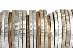 монетки Стоковое фото RF