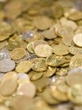 монетки Стоковое Изображение RF