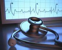 Монитор биения сердца бесплатная иллюстрация