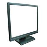 монитор компьютера Стоковое Изображение RF