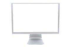 монитор компьютера стоковая фотография