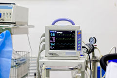 Монитор сердца Стоковая Фотография