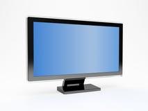 Монитор LCD компьютера иллюстрация штока